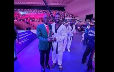 Côte d'Ivoire: Taekwondo, à Rabat, l'Ivoirien Gbané Seydou décroche sa qualification...