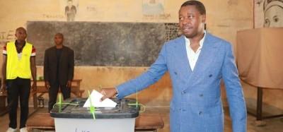 Togo : Présidentielle, la CENI proclame Faure Gnassingbé Président