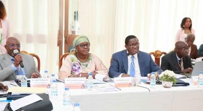 Côte d'Ivoire : PAS 2019, les projets relevant de la DGBF ont enregistré un taux de réalisation « très satisfaisant » de 100% contre 96,6% en 2018