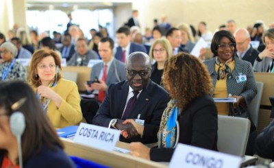 Côte d'Ivoire : Conseil des Droits de l'Homme, Abidjan prend part à la session pour l...