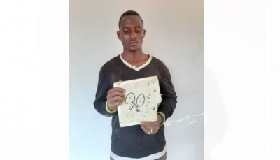 Côte d'Ivoire : À Katiola, un dealer présumé  interpellé alors qu'il allait livrer de...