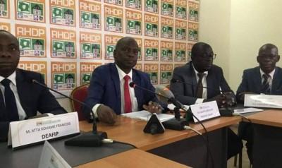 Côte d'Ivoire : Délivrance gratuite de la CNI, l'UE-RHDP à l'opposition : «Quand Bédi...