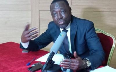 Côte d'Ivoire : Président du PPS et membre du Directeur du RHDP, Mathias Kakou s'atta...