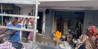 Côte d'Ivoire:  Abidjan, par jalousie, elle met le feu au magasin de sa camarade