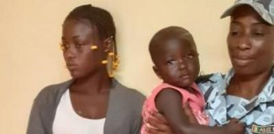 Côte d'Ivoire : Elle enlève un enfant de deux ans à Anyama et se fait  épingler  à Mankono