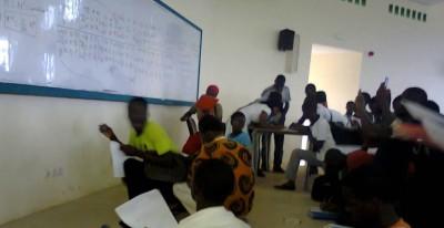 Côte d'Ivoire : Vol avec effraction commis au restaurant des professeurs de l'université de Daloa, un étudiant et son complice interpellés
