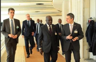 Côte d'Ivoire : Amon Tanoh défend  la candidature du pays au Conseil des Droits de l'...