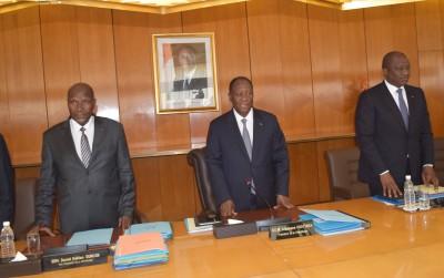 Côte d'Ivoire: Communiqué du conseil des ministres du mercredi 26 février 2020 et nominations