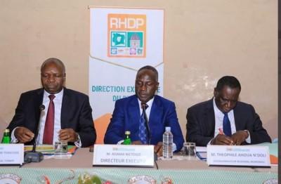 Côte d'Ivoire : Présidentielle 2020, réaction de Mabri après l'annonce de sa candidature par ses proches