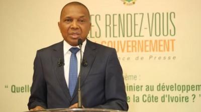 Côte d'Ivoire : Secteur minier, 761,995 milliards de FCFA de chiffre d'affaires réali...
