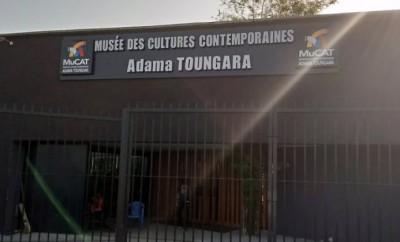 Côte d'Ivoire : Abobo,  l'ouverture officielle du Musée des cultures contemporaines A...