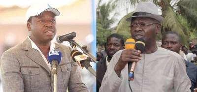 Togo : Faure Gnassingbé réélu, Agbéyomé Kodjo debout