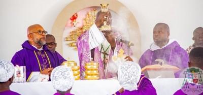 Ghana : Directive des Evêques contre le coronavirus, pas de communion sur la langue, salutations restreintes