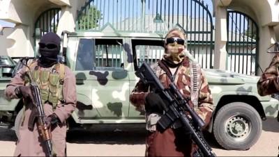 Nigeria : Cinq policiers tués dans une attaque de combattants de l' ISWAP