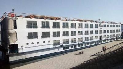 Egypte : Un bateau de croisière mis en quarantaine après des cas de coronavirus