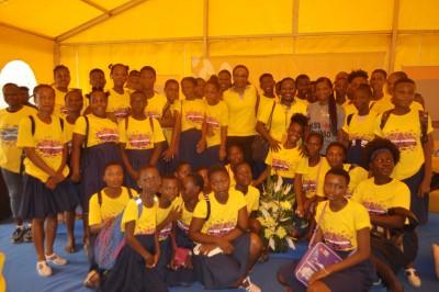 Côte d'Ivoire : Le groupe MTN forme 300 lycéennes au métier du codage