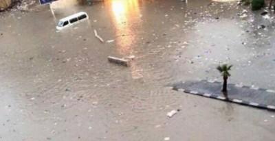 Egypte : De fortes pluies font une vingtaine de morts, les écoles fermées