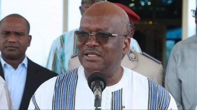 Burkina Faso : Le président Kaboré appelle à la coopération des populations et au respect des mesures contre le coronavirus