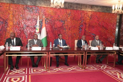 Côte d'Ivoire :  Conseil national de sécurité sur le COVID-19, fermeture de tous les établissements d'enseignement préscolaire, primaire, secondaire et supérieur pour une période de 30 jours