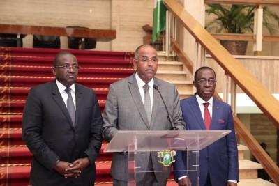 Côte d'Ivoire : Communiqué du conseil national de sécurité
