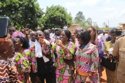 Côte d'Ivoire : Réconciliation nationale dans le Goh, après le village de Blouzon, Kandia Camara invité à Mama, village natal de Gbagbo