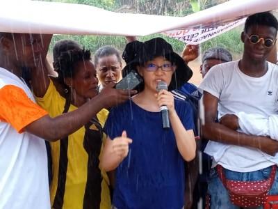 Côte d'Ivoire : Cohésion sociale à Yopougon, la mairie renforce le vivre ensemble entre les populations du quartier Gesco Attié