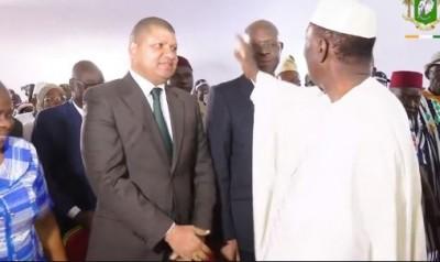Côte d'Ivoire : Précisions sur la rencontre entre Jean Louis Billon et le Président Ouattara, Bédié informé au préalable