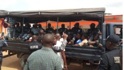 Côte d'Ivoire : Saccage du lieu d'enrôlement à Yop, près d'une trentaine  de suspects interpellés