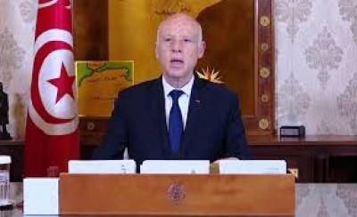 Tunisie : Coronavirus, le Président Kais Saied confine tout le pays
