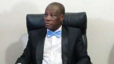 Côte d'Ivoire : Présidentielle 2020, engagé à faire gagner Amadou Gon dans le Goh, Abel Djohoré, cadre Rhdp, regrette que ce soit