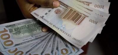Nigeria :  Impact du prix du pétrole sur le Naira