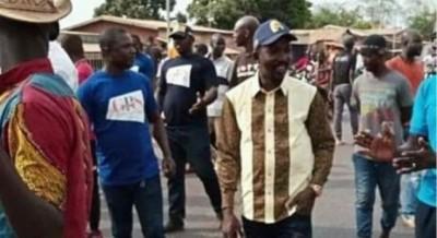 Côte d'Ivoire : Soro Zié Samuel coordonateur RACI Poro martèle,  « La manifestation de Ferké, marque le début du déclin de Ouattara...»
