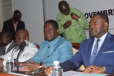 Côte d'Ivoire : Critique de modification du code électoral par ordonnance, communiqué du CDRP
