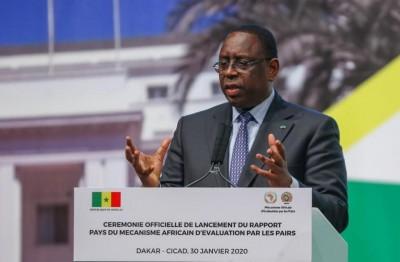 Sénégal : Coronavirus, une série de mesures prise, Macky Sall face aux Sénégalais à 18 heures