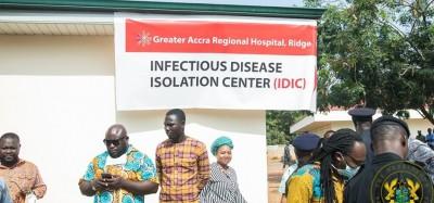 Ghana :  Cas de coronavirus en hausse, plages interdites, 2 décès