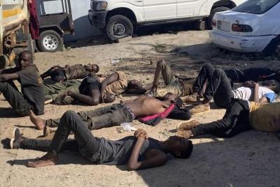 Mozambique : 64 migrants éthiopiens retrouvés morts étouffés dans un conteneur