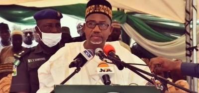 Nigeria : Le gouverneur de Bauchi testé positif pour le coronavirus, son appel