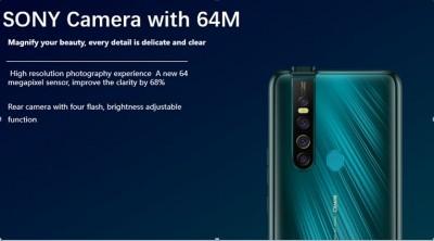 Côte d'Ivoire : TECNO Camon 15, premier appareil photo 64 MP pour smartphone doté d'une lentille Sony