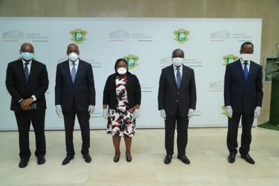 Côte d'Ivoire : Passation de charges masquées aux Affaires étrangères, Ally Coulibaly prend officiellement fonction