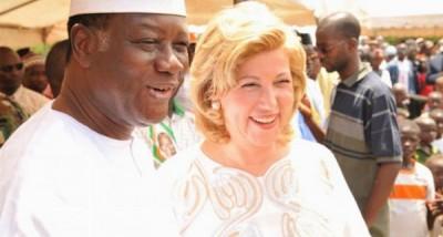 Côte d'Ivoire : En bonne santé et suivant les mesures, Ally Coulibaly, Dominique et Alassane Ouattara prennent à revers les infoxeurs du Coronavirus