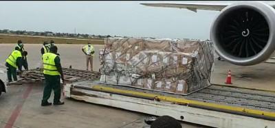 Togo :  Coronavirus, compteur en hausse, 23, arrivée d'un lot de matériel médical
