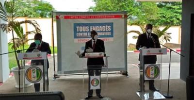 Côte d'Ivoire : Coronavirus, Abidjan isolée du reste du pays à compter du jeudi 26 mars 2020 à minuit