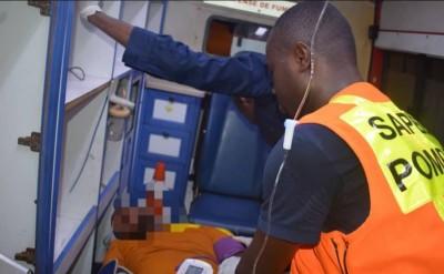 Côte d'Ivoire : Couvre-feu, voici comment joindre les sapeurs-pompiers en cas de difficultés