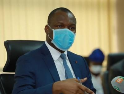 Côte d'Ivoire : Coronavirus, Mamadou Touré veut recruter 20 jeunes par région  à l'effet de sensibiliser les populations