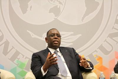 Sénégal : Coronavirus, Macky Sall plaide l'annulation de la dette des pays africains, la Banque mondiale et le Fmi
