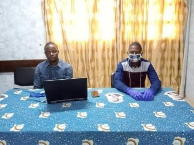 Côte d'Ivoire :  Election présidentielle, des jeunes de Zouan-Hounien et  de Danané contestent le choix de Gon au RHDP et préfèrent Mabri