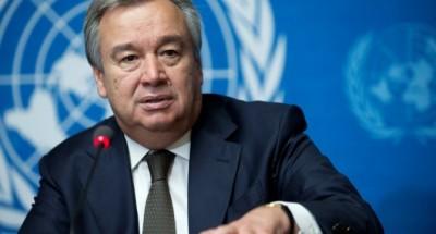 Coronavirus : Le Secrétaire Général de l'ONU appelle à la mobilisation générale pour éviter des millions de mort en Afrique