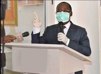 Côte d'Ivoire : Grève annoncée dans le secteur de la santé en plein coronavirus, voici la réponse du Ministère