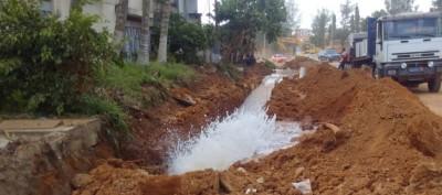 Côte d'Ivoire : Coronavirus, casses sur les conduites d'eau nécessaire au lavage des mains, l'Etat appelle les entreprises de TP à la vigilance