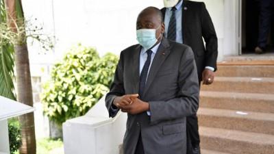 Côte d'Ivoire :  Amadou Gon Coulibaly testé en deux fois négatif au Coronavirus
